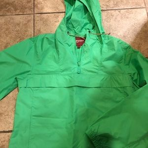 Men's size medium wind breaker